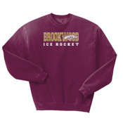 Glitter - 562 Jerzees Adult 8oz. NuBlend® 50/50 Fleece Crew
