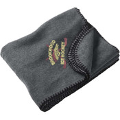 EMB - M999 Harriton - Fleece Blanket