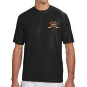 Cross-Sticks - N3142 A4 Short-Sleeve Cooling Performance Crew Neck T-Shirt